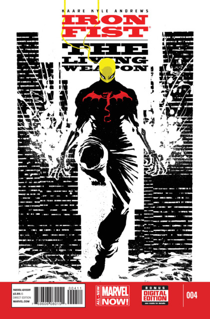 Iron Fist the Living Weapon (2014) no. 4 - Used