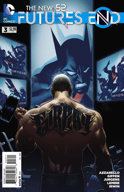 New 52 Futures End (2014) no. 3 - Used