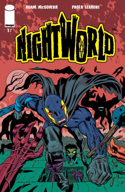 Nightworld (2014) Complete Bundle - Used