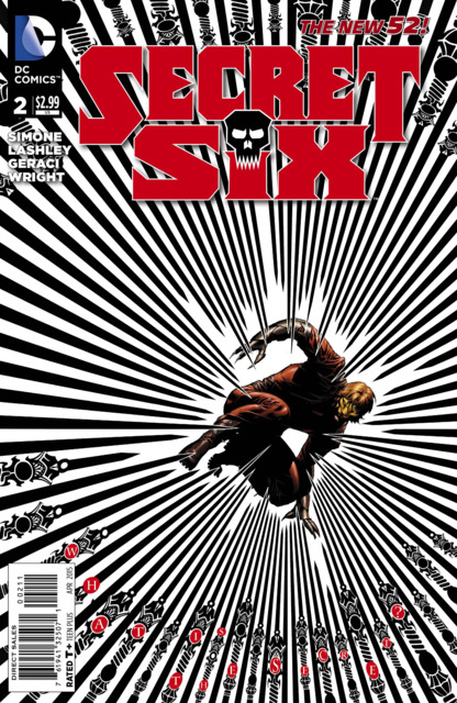Secret Six (2014) no. 2 - Used