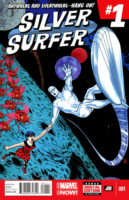 Silver Surfer (2014) no. 1 - Used
