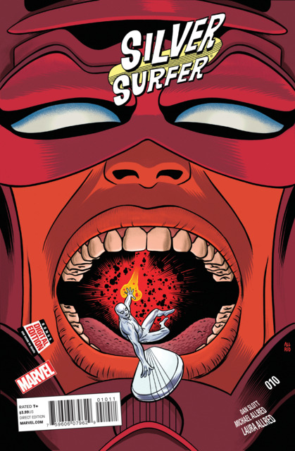 Silver Surfer (2014) no. 10 - Used