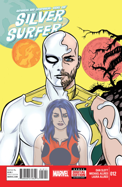 Silver Surfer (2014) no. 12 - Used