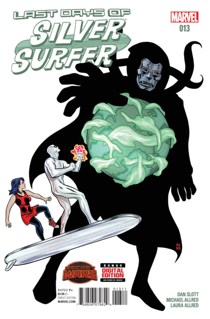 Silver Surfer (2014) no. 13 - Used