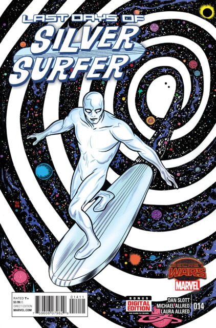 Silver Surfer (2014) no. 14 - Used