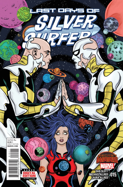Silver Surfer (2014) no. 15 - Used