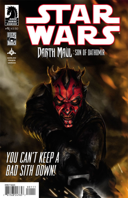 Star Wars: Darth Maul: Son of Dathomir (2014) Complete Bundle - Used