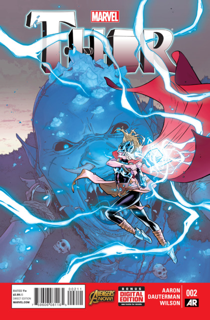 Thor (2014) no. 2 - Used