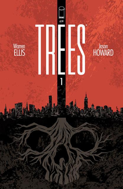 Trees (2014) no. 1 - Used