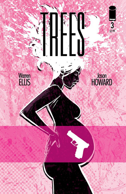 Trees (2014) no. 3 - Used