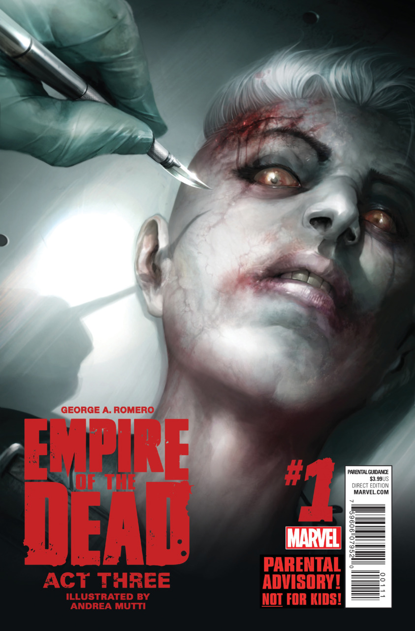 Empire of the Dead (2015) Act Three Complete Bundle - Used