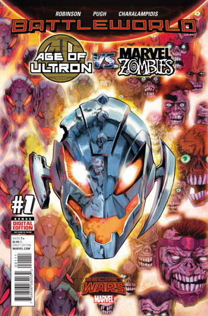 Age of Ultron Vs Marvel Zombies (2015) Complete Bundle - Used