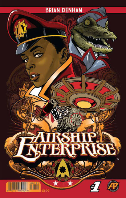 Airship Enterprises (2015) Complete Bundle - Used