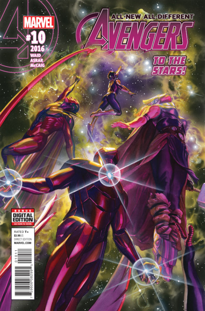 All New All Different Avengers (2015) no. 10 - Used