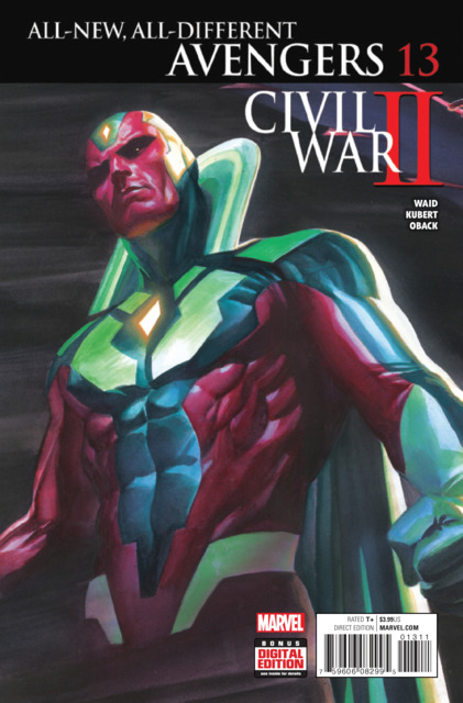 All New All Different Avengers (2015) no. 13 - Used