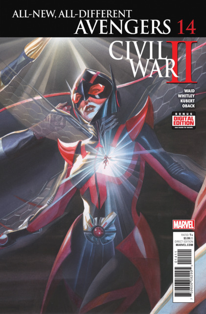 All New All Different Avengers (2015) no. 14 - Used
