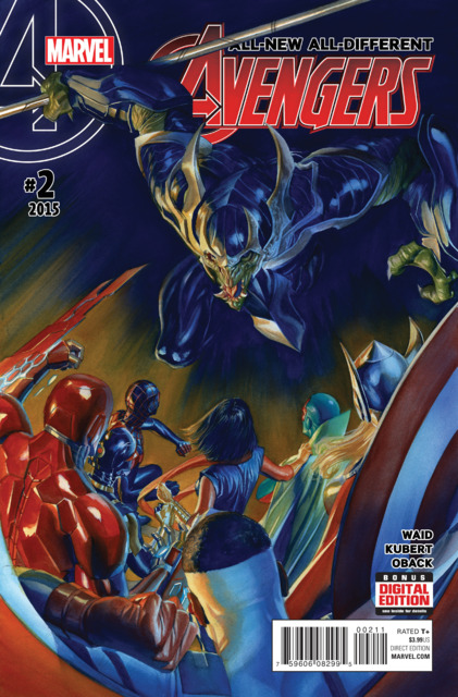 All New All Different Avengers (2015) no. 2 - Used