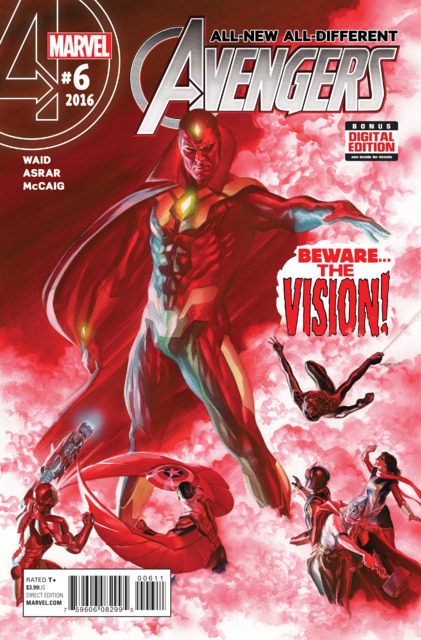 All New All Different Avengers (2015) no. 6 - Used