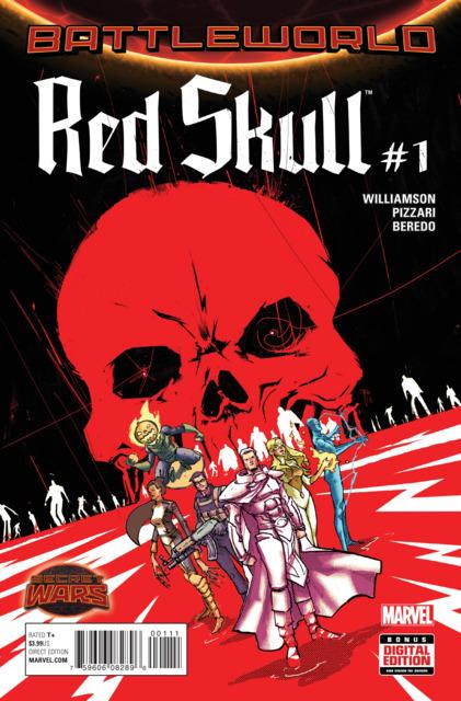 Battleworld: Red Skull (2015) Complete Bundle - Used