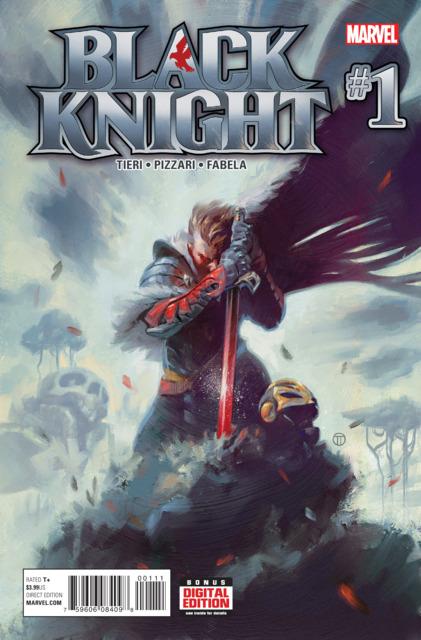 Black Knight (2015) Complete Bundle - Used
