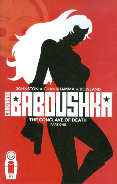 Codename Baboushka Conclave of Death (2015) Complete Bundle - Used