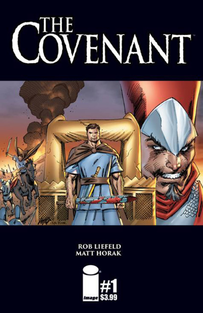 The Covenant (2015) Complete Bundle - Used