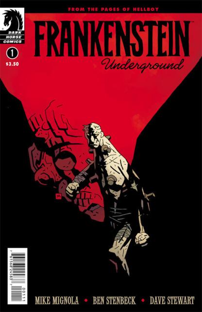 Frankenstein Underground (2015) Complete Bundle - Used