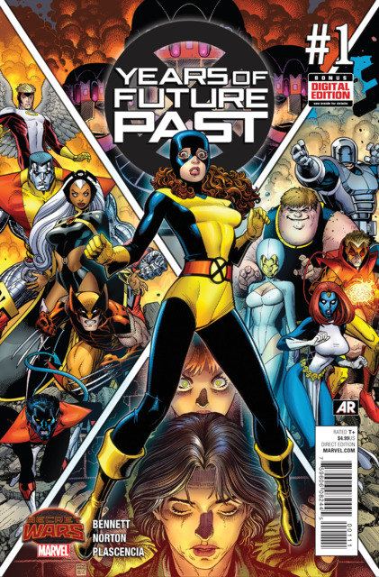Years of Future Past (2015) Complete Bundle - Used