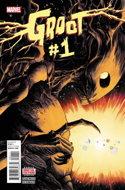 Groot (2015) Complete Bundle - Used