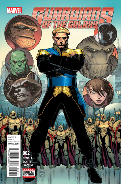 Guardians of the Galaxy (2015) no. 2 - Used