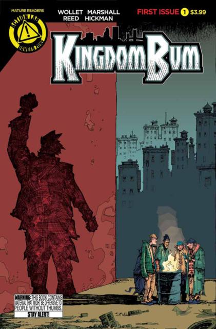 Kingdom Bum (2015) Complete Bundle - Used