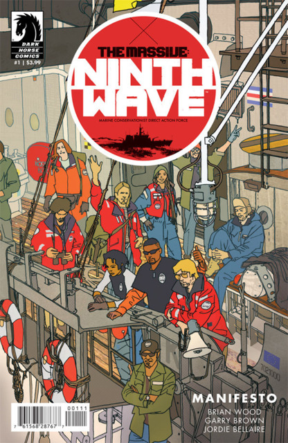 Massive Ninth Wave (2015) Complete Bundle - Used