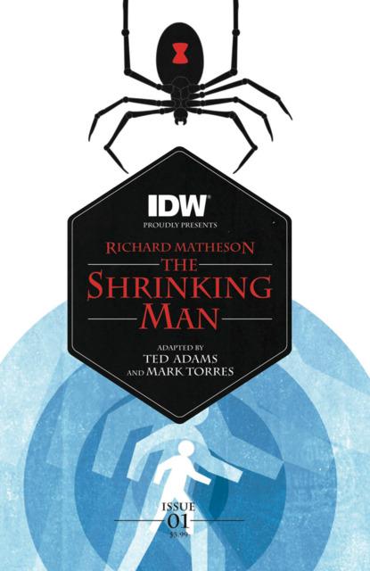 Shrinking Man (2015) Complete Bundle - Used