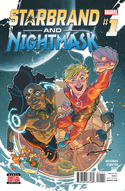 Starbrand and Nightmask (2015) Complete Bundle - Used