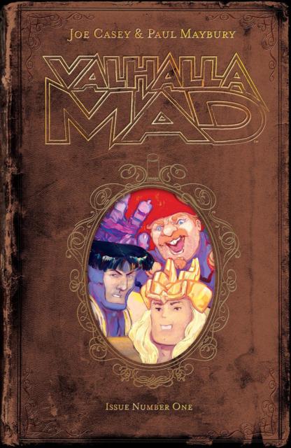 Valhalla Mad (2015) Complete Bundle - Used