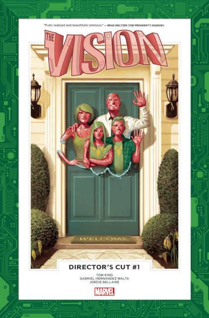 Vision Directors Cut (2015) Complete Bundle - Used