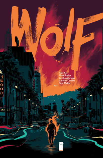 Wolf (2015) Complete Bundle - Used