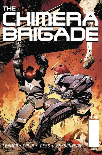Chimera Brigade (2016) Complete Bundle - Used