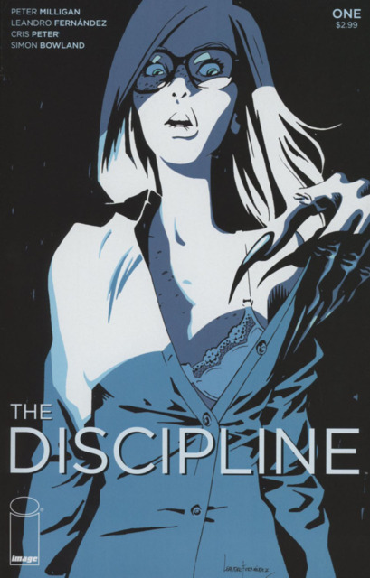 The Discipline (2016) Complete Bundle - Used