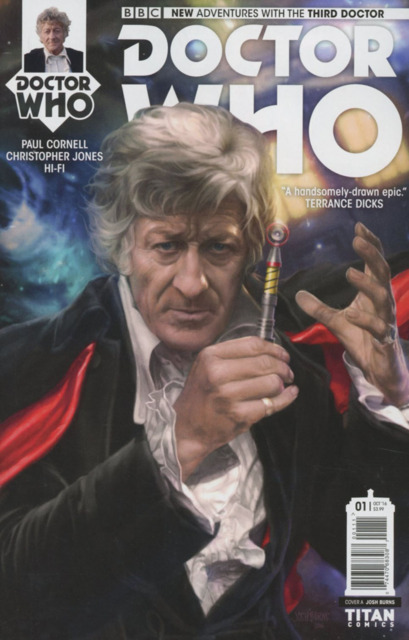 Doctor Who: The Third Doctor (2016) Complete Bundle - Used