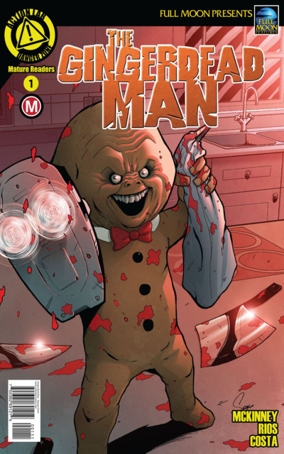 Gingerdead Man (2016) Complete Bundle - Used