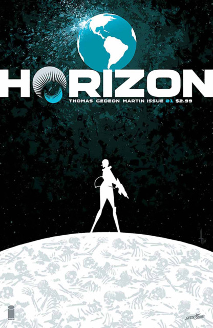 Horizon (2016) Starter Bundle (Issues 1-6) - Used