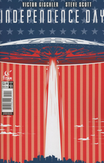 Independence Day (2016) Complete Bundle - Used