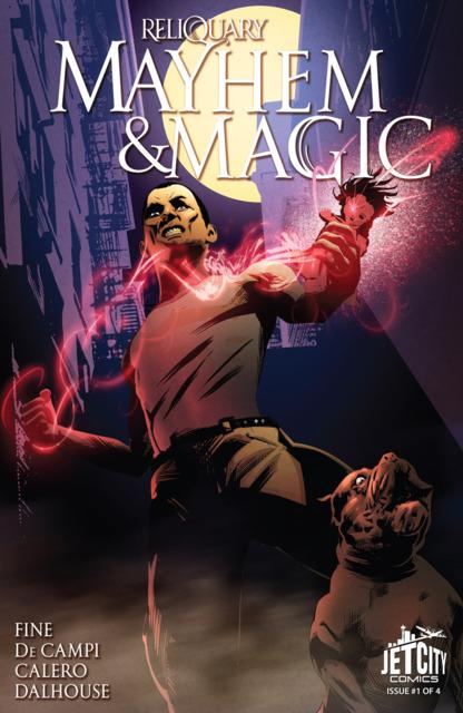 Mayhem and Magic: Reliquary (2016) Complete Bundle - Used