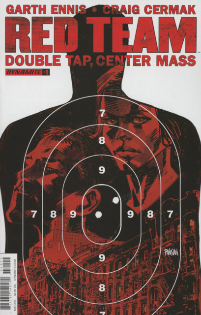 Red Team Double Tap, Center Mass (2016) Complete Bundle - Used