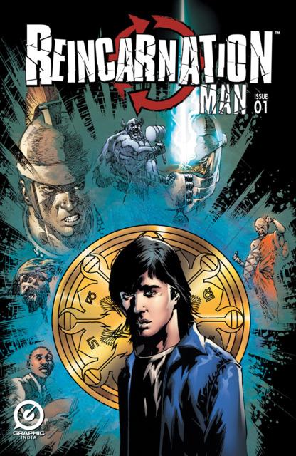 Reincarnation Man (2016) Complete Bundle - Used