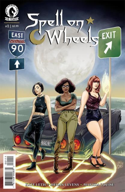 Spell on Wheels (2016) Complete Bundle - Used