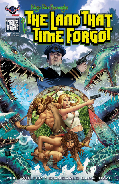 The Land That Time Forgot (2016) Complete Bundle - Used