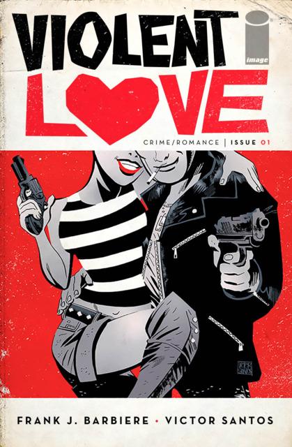 Violent Love (2016) Complete Bundle - Used