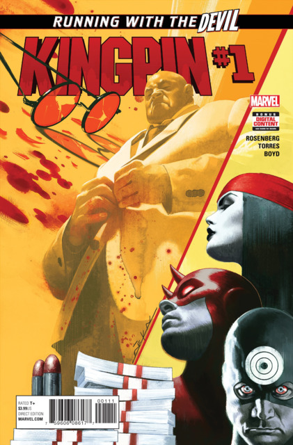 Kingpin (2017) Complete Bundle - Used